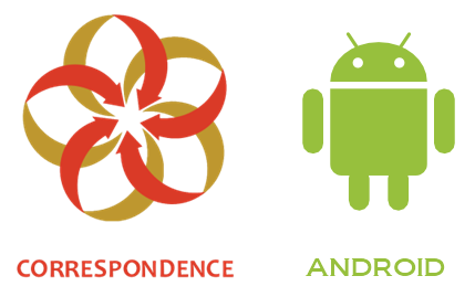 Correspondence on Android